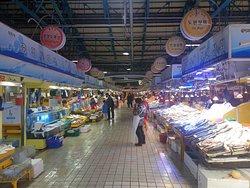 Incheon Complex Fish Market