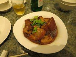 豚バラ肉の角煮小