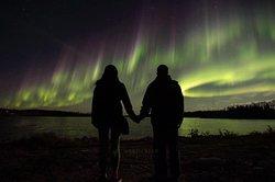 探寻北极光