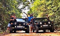 Phu Quoc Jeep Tour