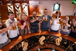Lasko Brewery Tour
