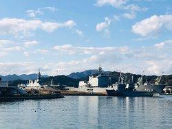 較大型的巡邏艇