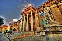 Istanbul Arkeologiske Museum (Arkeoloji Muzesi)
