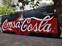 "Fresque ""comsa Cosla"""