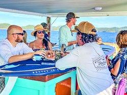 Broken Bow Lake Tiki Boat Tours