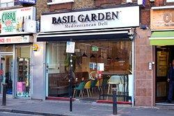 Basil Garden Exterior
