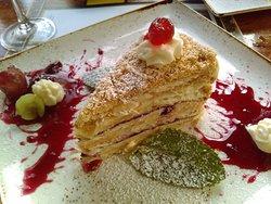 Napoleon torte