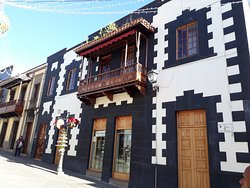 Traditional balcony