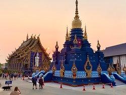 Temple Bleu