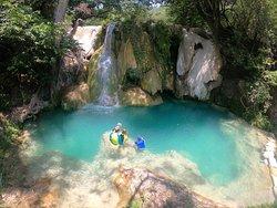 Incredible waterfall tour