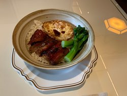 Premium Char Siu Rice (神級叉燒飯)