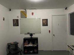 Scary Krampus Room