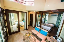 Estancia - living room