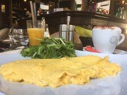 Omelettes dès 9h