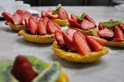 Tarteletes de fruta