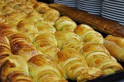 croissants quentinhos a sair