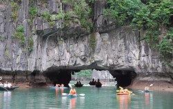 Blue Swimmer Kayak