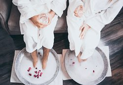 Spa packages and couples services are top notch!