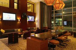 Bar 888 in the Lobby of the Intercontinental San Francisco at 888 Howard St - Nice Lobby Bar