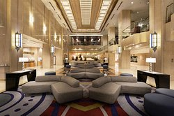 Lobby at Hotel Metropolitan Tokyo Ikebukuro