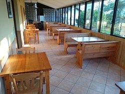 Disposizione tavoli in sicurezza