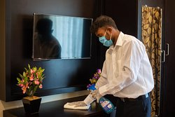 Hygienic Room Maintenance