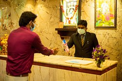 Precautionary measures in response to coronavirus to protect our guest