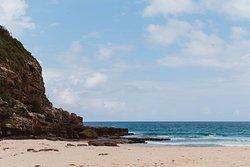 Baycliff Beach Rocks