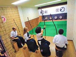 SHA-RAKU Archery Experience