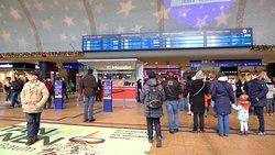 Cologne Central Station