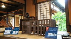 江戸時代の醤油問屋の面影を感じさせます。