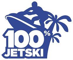 Logo 100% JETSKI