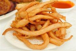 Fried Squid Tentacle