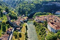 Porte et Pont de Berne