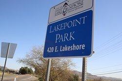 Lakepoint Park 420 E. Lakeshore