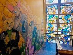 Музей-дом ласковых кошек и мини зоопарк