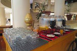 มุมนี้ ให้บริการน้ำดื่มเพื่อสุขภาพและ น้ำเปล่า ครับ
