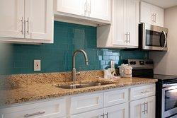 Oceanfront Suite Kitchen