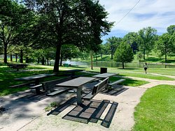 Hanscom Park Walk. Tuesday, June 2nd 2020