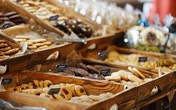 Koláčové království - sušenkový bar