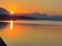 Güneş'in Doğuşu Güzeldir Köyçeğiz de