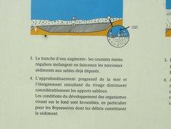 Carrière-Falunière-Musée de Channay-Sur-Lathan. Photo 43. Explications sur Ce Site Ancien de Channay- Sur-Mer.