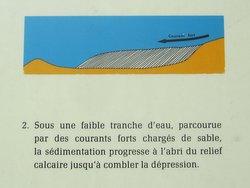 Carrière-Falunière-Musée de Channay-Sur-Lathan. Photo 44. Explications sur Ce Site Ancien de Channay- Sur-Mer.