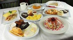 We now offer Breakfast!