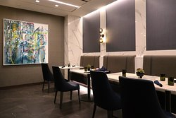 United Polaris Lounge at LAX T7 - Interiors