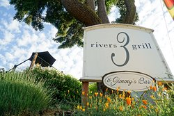 Welcome to Three Rivers Grill.