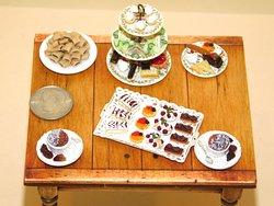 Food Spread by Cindy Mallon