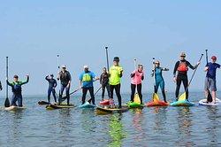 Coastal stand up paddle