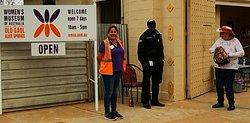 Women's Museum of Australia & Old Gaol Alice Springs