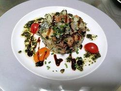 Salade de Hareng façon Quentin